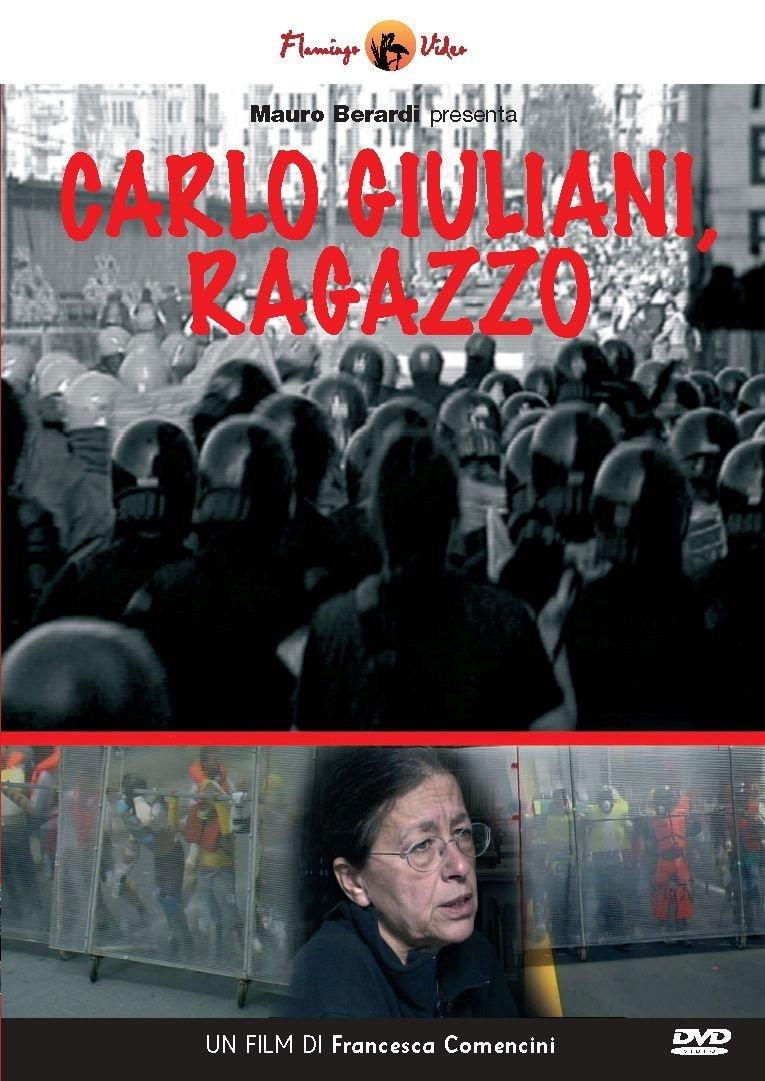 CARLO GIULIANI RAGAZZO (DVD)