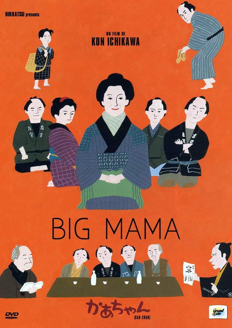 BIG MAMA - 2001 (DVD)