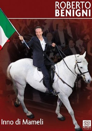 ROBERTO BENIGNI. INNO DI MAMELI SANREMO 2011 (DVD)