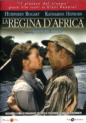 LA REGINA D'AFRICA (DVD)