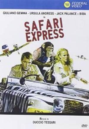 SAFARI EXPRESS (CECCHI) (DVD)