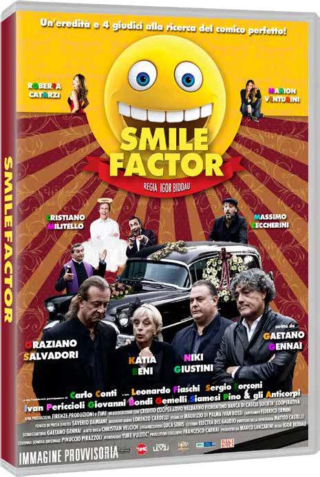 SMILE FACTOR (DVD)