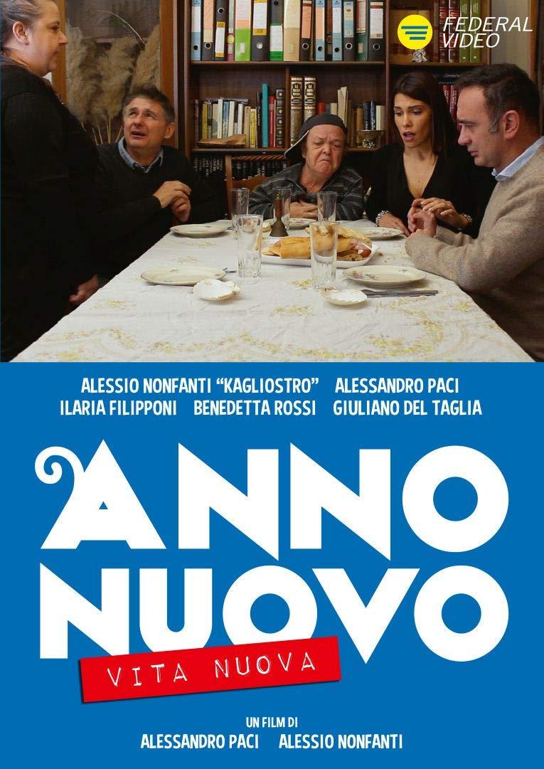 ANNO NUOVO VITA NUOVA (DVD)