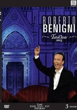 COF.TUTTO DANTE #09 - CANTO XXIII-XXIV-XXV INFERNO (3 DVD) (DVD)