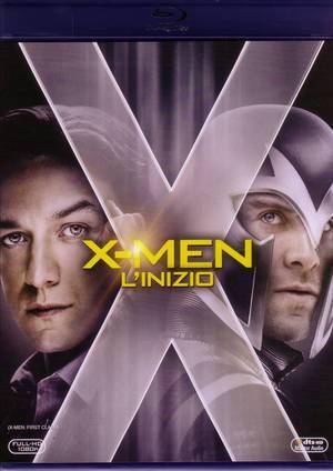 X-MEN - L'INIZIO - BLU-RAY