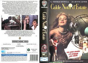 CALDE NOTTI D'ESTATE (VHS USATSA EX NOLEGGIO) (VHS)