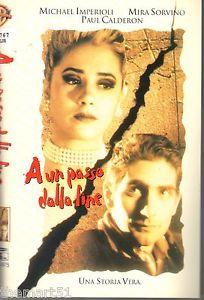 A UN PASSO DALLA FINE - USATO EX NOLEGGIO (VHS)