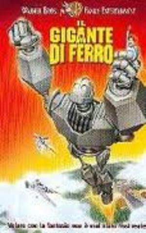 IL GIGANTE DI FERRO (VHS)