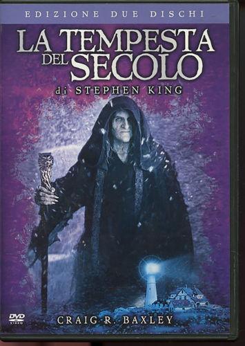 LA TEMPESTA DEL SECOLO COF. 2 VHS (VHS)