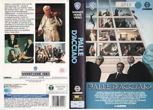 PALLE D'ACCIAIO (VHS USATA EX NOLEGGIO) (VHS)
