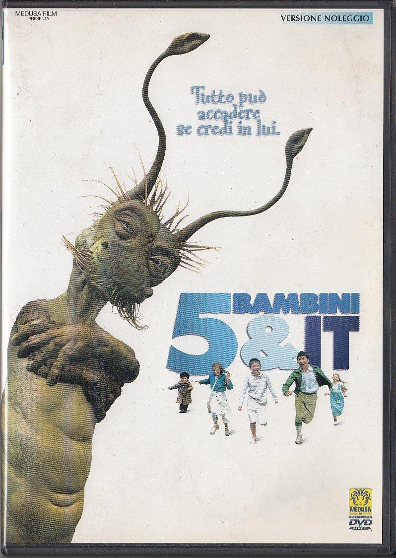 5 BAMBINI & IT - EX NOLEGGIO (DVD)