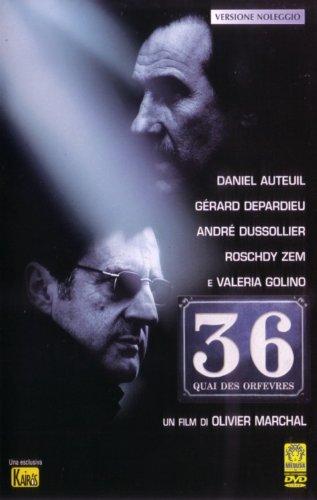 36 - QUAI DES ORFEVRES - EX NOLEGGIO (DVD)