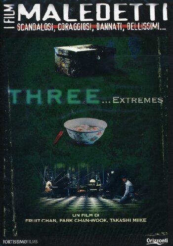 THREE... EXTREMES - EX NOLEGGIO (DVD)