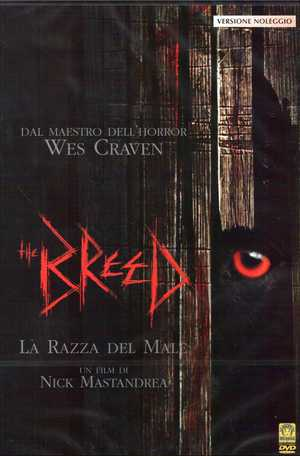 THE BREED (DVD)