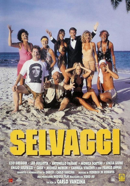 SELVAGGI (VHS)