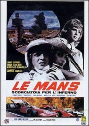 LE MANS - SCORCIATOIA PER L'INFERNO (DVD)