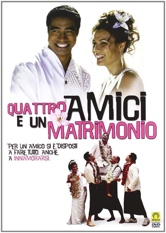 QUATTRO AMICI E UN MATRIMONIO (DVD)