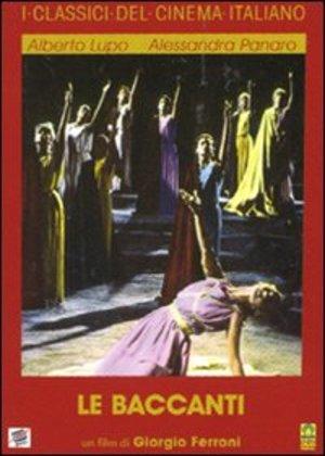 LE BACCANTI (DVD)