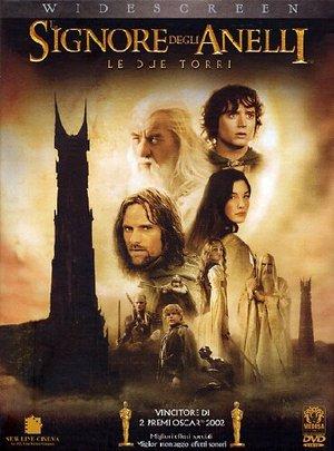 IL SIGNORE DEGLI ANELLI 2 LE DUE TORRI (DIGIPACK) (DVD)