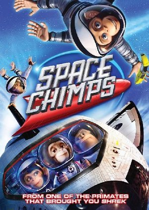SPACE CHIMPS MISSIONE SPAZIALE (DVD)