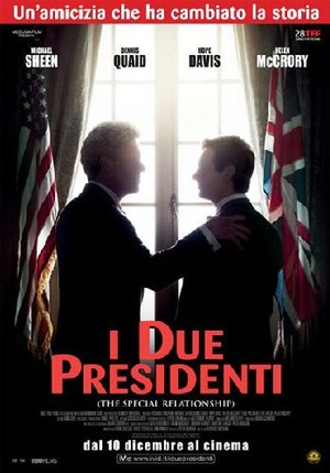 I DUE PRESIDENTI - THE SPECIAL RELATIONSHIP - (RMX) (DVD)