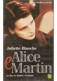 ALICE E MARTIN - USATO EX NOLEGGIO (VHS)