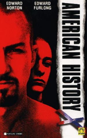 AMERICAN HISTORY X (VHS)