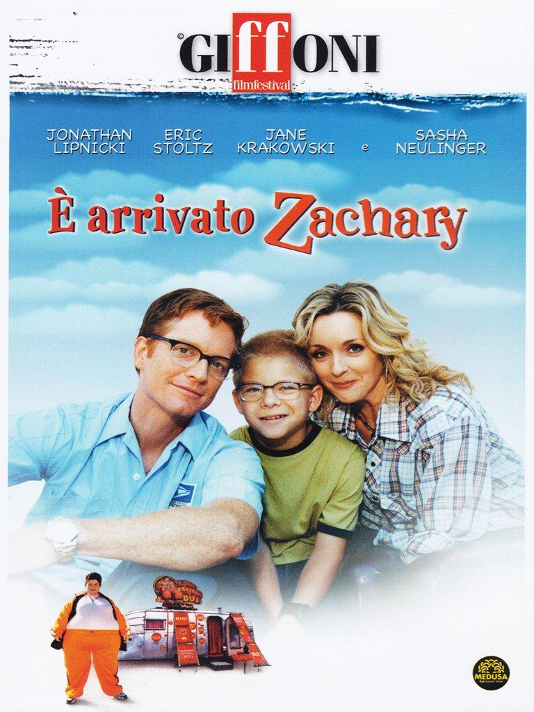 E' ARRIVATO ZACHARY - GIFFONI (DVD)