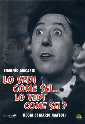 LO VEDI COME SEI ... LO VEDI COME SEI? (DVD)