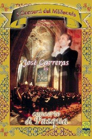 CARRERAS CONCERTO DI PASQUA JOSE CARRERAS (DVD)