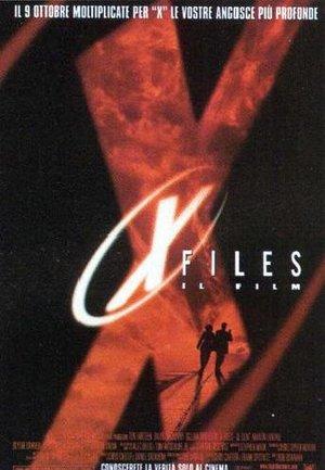 X FILES FILM (DVD)