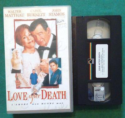 LOVE AFTER DEATH (VHS USATA EX NOLEGGIO) (VHS)