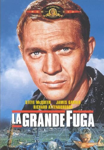 LA GRANDE FUGA (DVD)