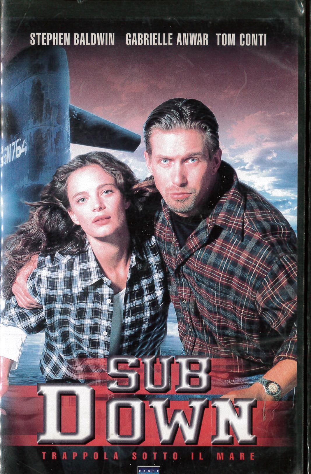 SUB DOWN TRAPPOLA SOTTO IL MARE - VHS EX NOLEGGIO (VHS)