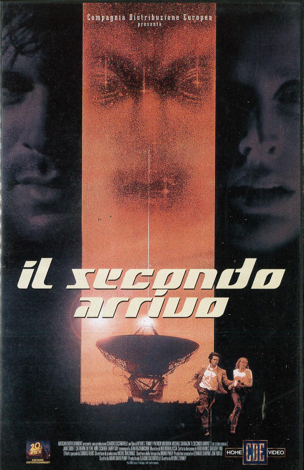 IL SECONDO ARRIVO - VHS EX NOLEGGIO (VHS)