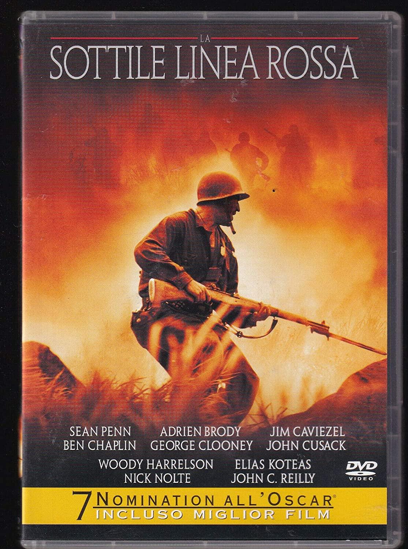 LA SOTTILE LINEA ROSSA (DVD)
