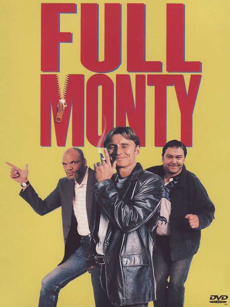 FULL MONTY (DVD)