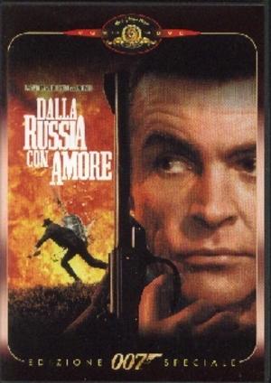 007 - DALLA RUSSIA CON AMORE - ED.EDICOLA (DVD)