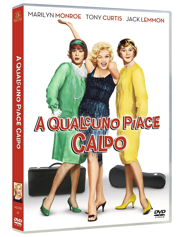 A QUALCUNO PIACE CALDO (DVD)
