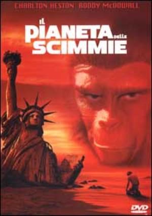 IL PIANETA DELLE SCIMMIE (DVD)