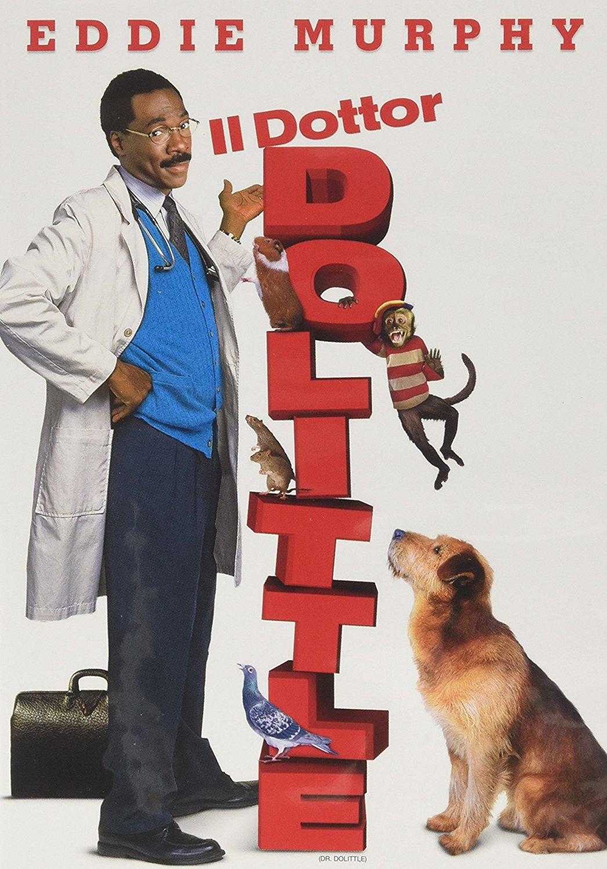 IL DOTTOR DOLITTLE (DVD)