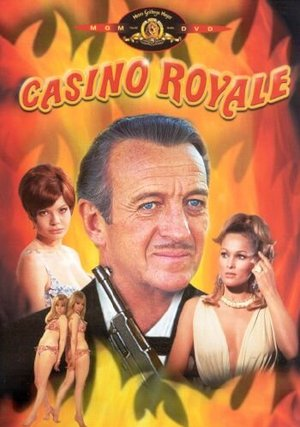 007 - CASINO ROYALE (1967) (DVD)