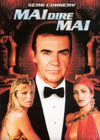 007 - MAI DIRE MAI (DVD)