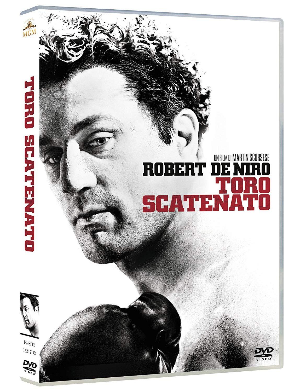 TORO SCATENATO (DVD)