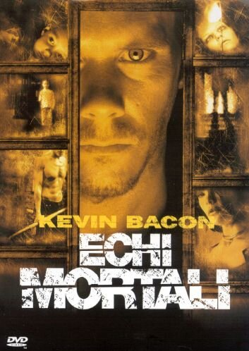 ECHI MORTALI (DVD)