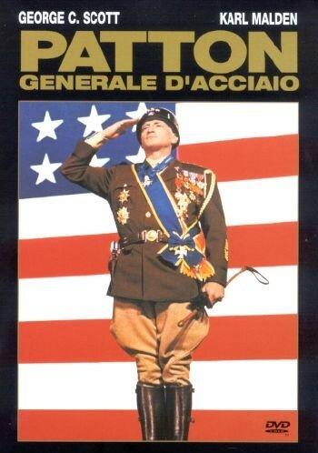 PATTON GENERALE D'ACCIAIO 2DVD (DVD)