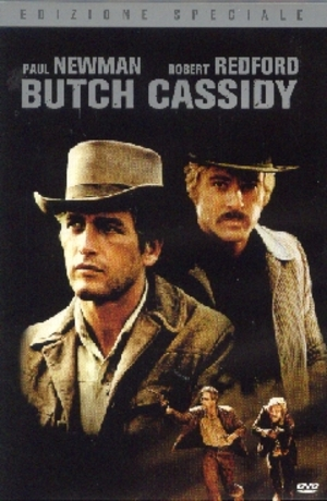 BUTCH CASSIDY (DVD)