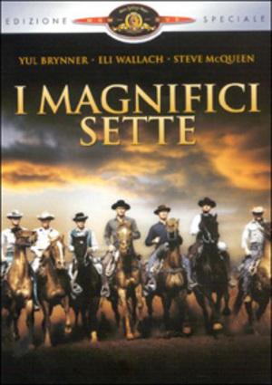 I MAGNIFICI SETTE (DVD)