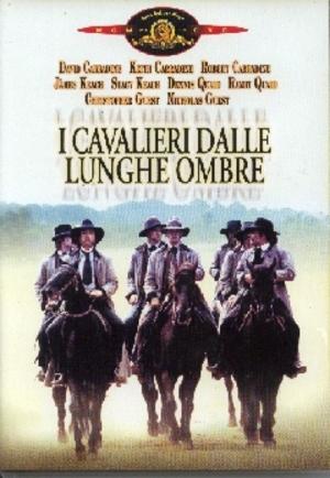 I CAVALIERI DALLE LUNGHE OMBRE (DVD)