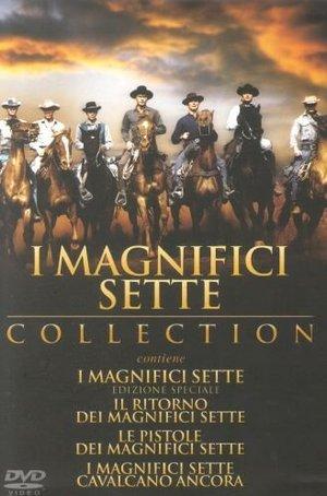 COF.I MAGNIFICI SETTE COLLECTION (4DVD) * (DVD)